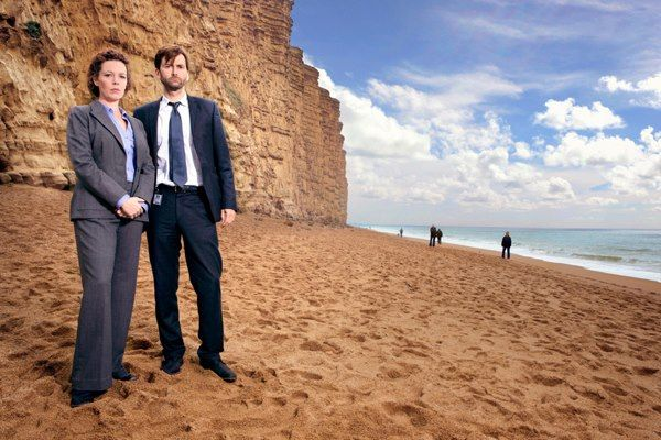 ITV Broadchurch Series - West Bay