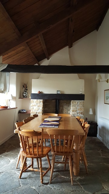 Lancombes House Self Catering Cottages Overview