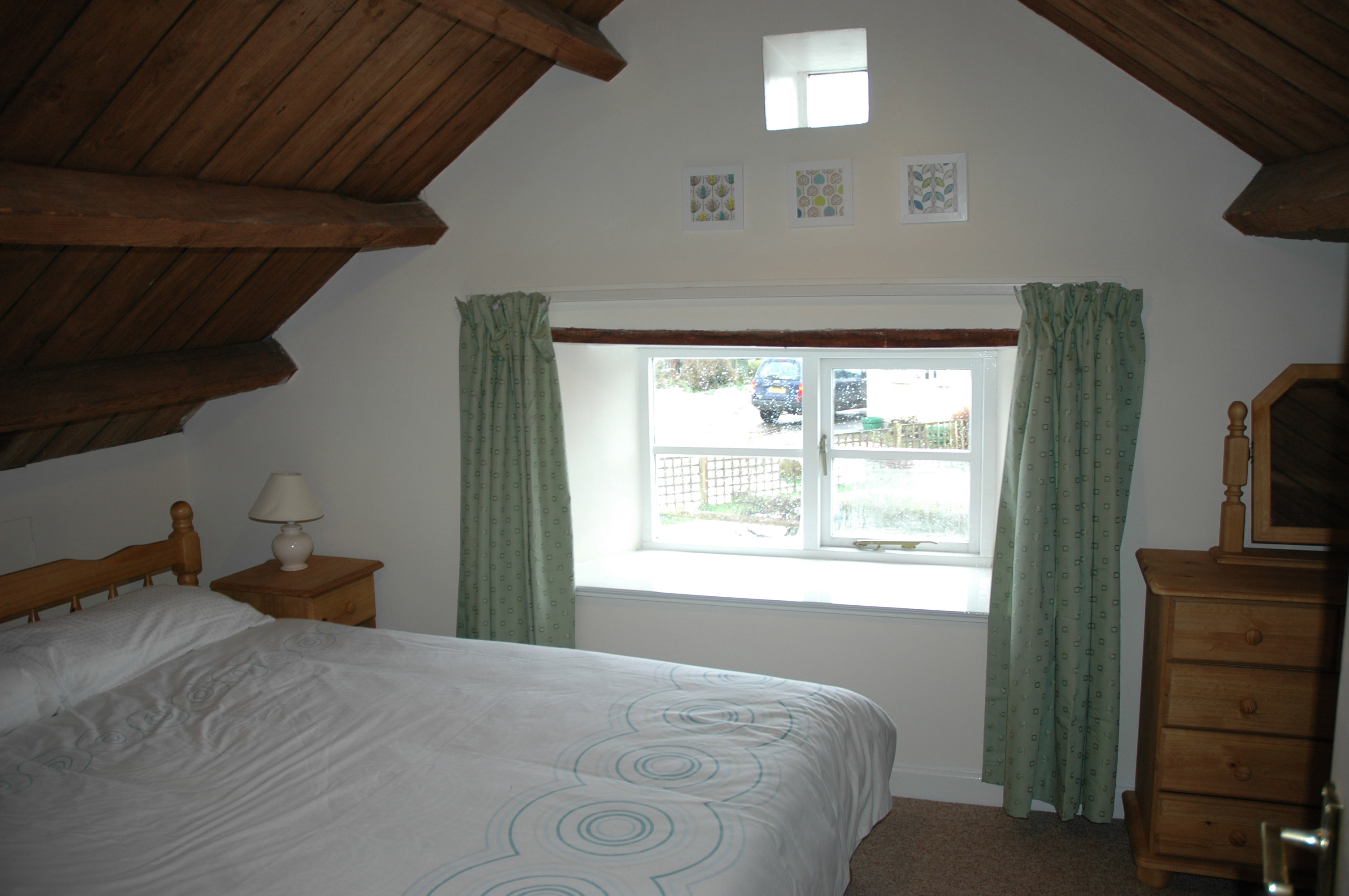 Self-catering cottages in Dorset - Lancombes House