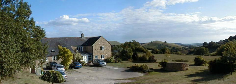 Lancombes House - Self catering cottages in Dorset